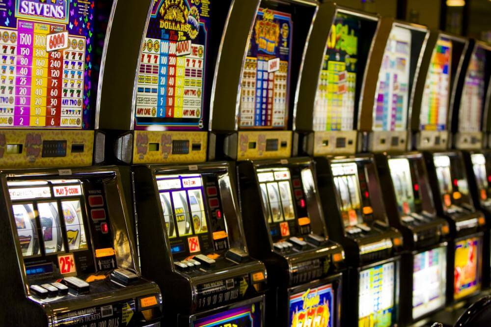 Best odds online slot machines