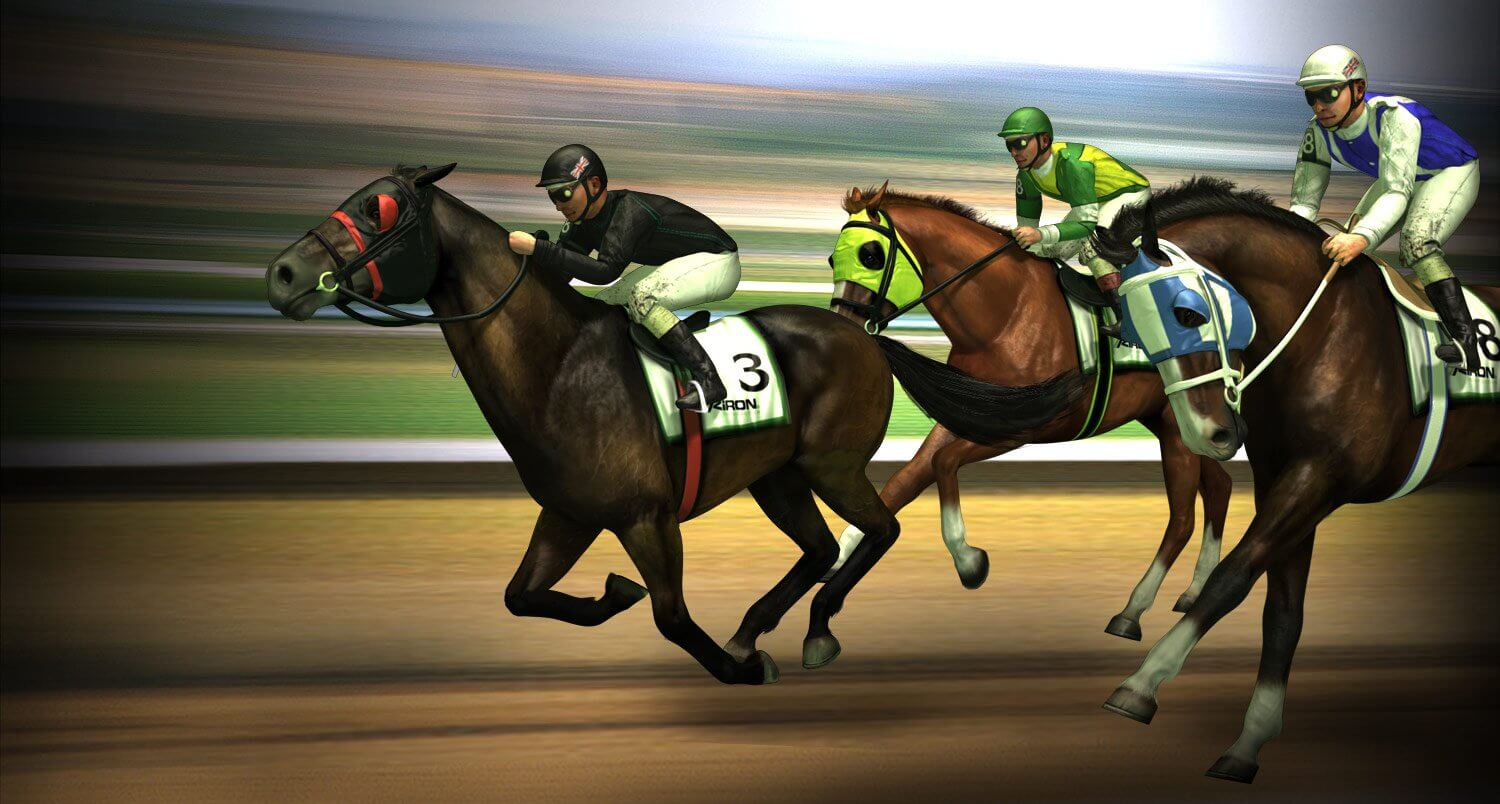 virtual horse racing games online