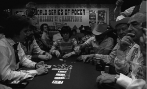 Poker table legends