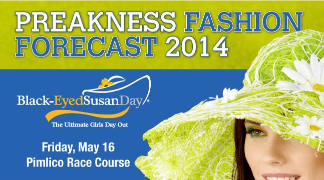 Preakness Fashion Forecast Screenshot