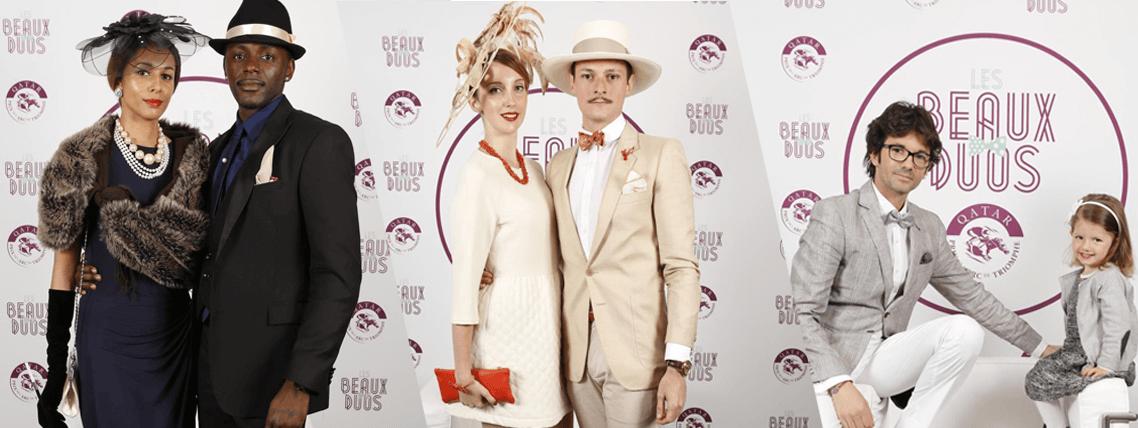 Les Plus Beau Duos Winners