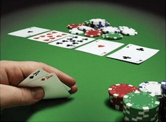 Technique poker holdem