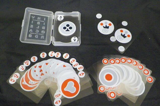Transparent Cards