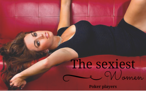 The sexiest women poker players