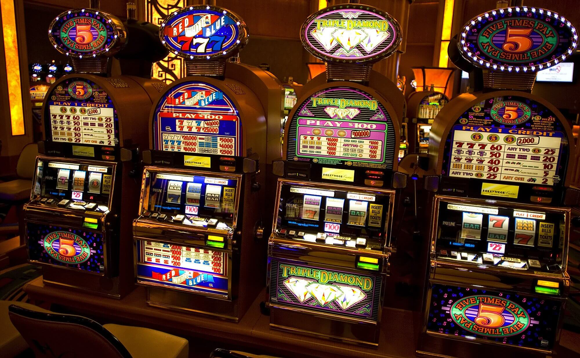 Types of Online Slot Games