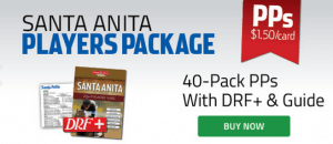 Santa Anita Player Package