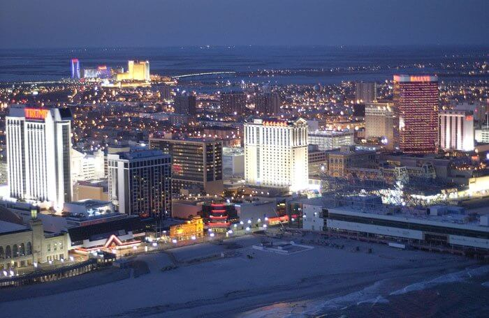 Legal gambling in new jersey