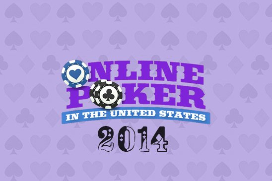 Online Poker in the USA: 2014 in numbers