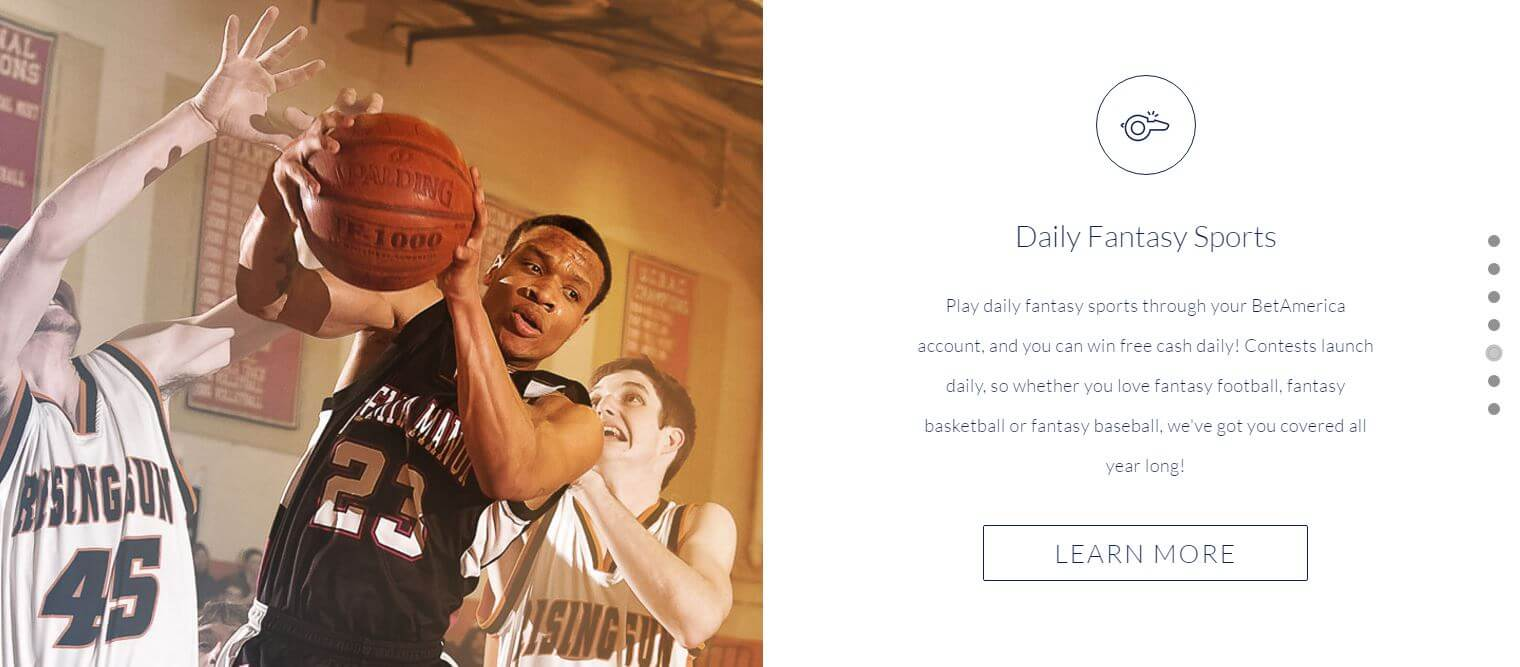 daily fantasy sports betamerica