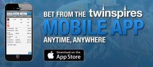 iOS app twinspires