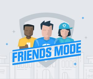friends mode fanduel