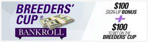breeders cup bankroll