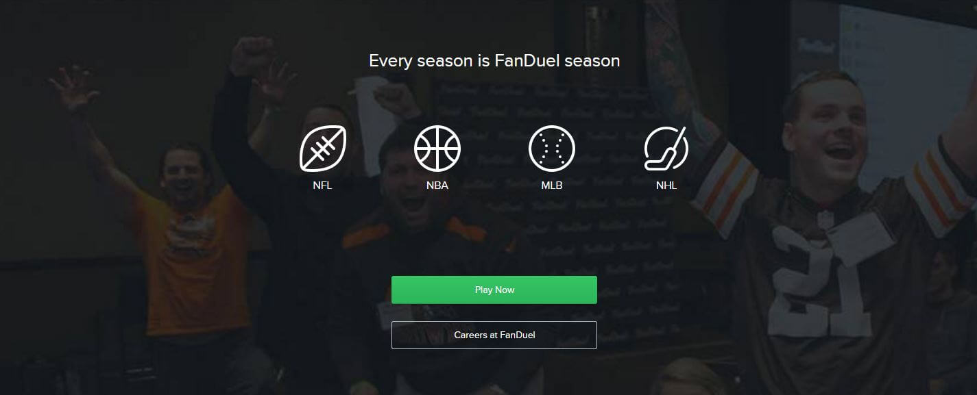 Fanduel Promo code - Contests and sports
