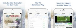 BetAmerica vs TVG mobile apps