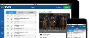 how to download the TVG mobile app