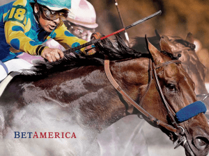 Indiana Horse Racing Betting with BetAmerica