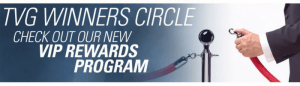 TVG winners circle