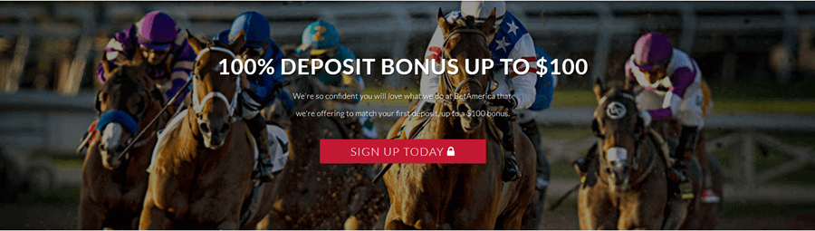 BetAmerica welcome offer