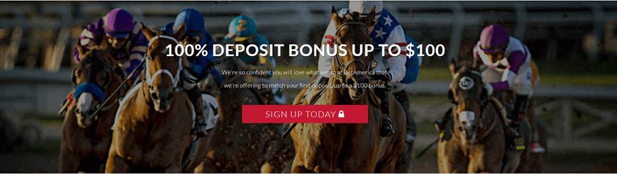BetAmerica bonus