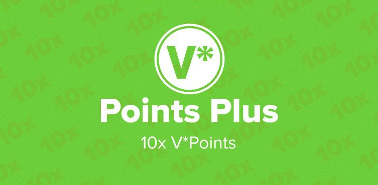 V points Virgin Casino