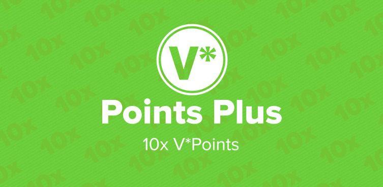 V points Virgin Casino