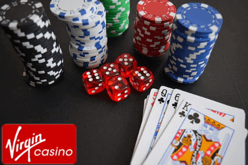 Virgin Casino promo code for New Jersey players