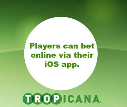 mobile app Tropicana