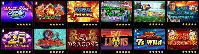 Casino Games Golden Nugget