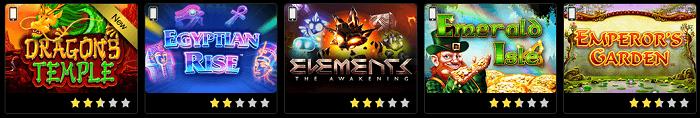 Mobile App games Golden Nugget