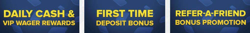 123bet bonuses