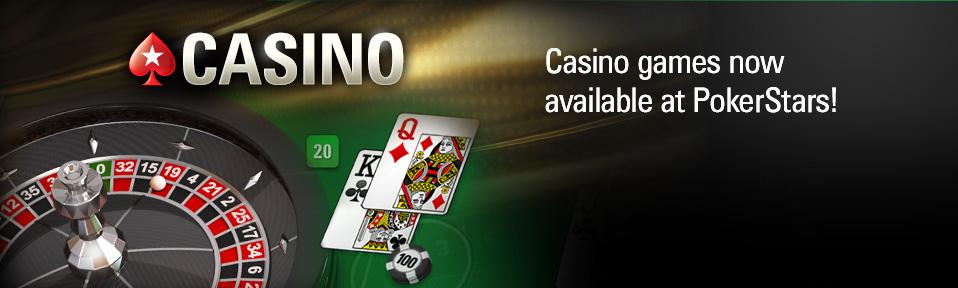 PokerStars Casino bonus code details