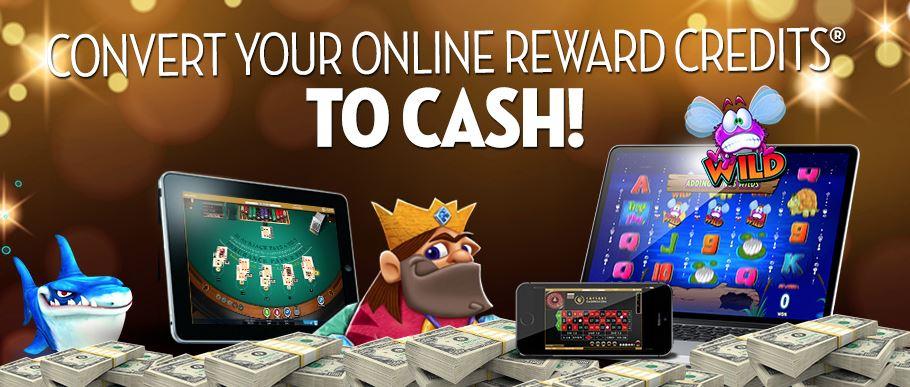 Caesars Casino online rewards
