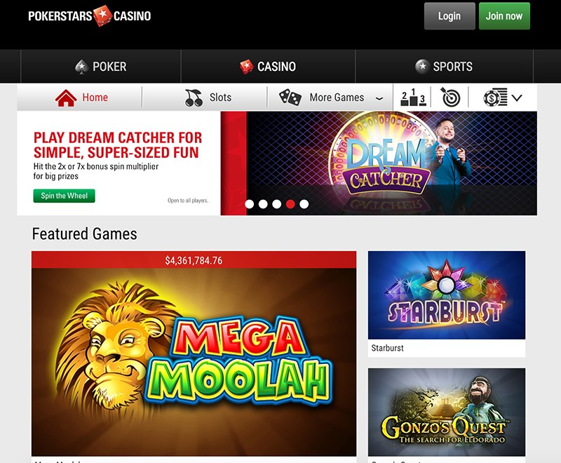 Pokerstars casino bonus code review