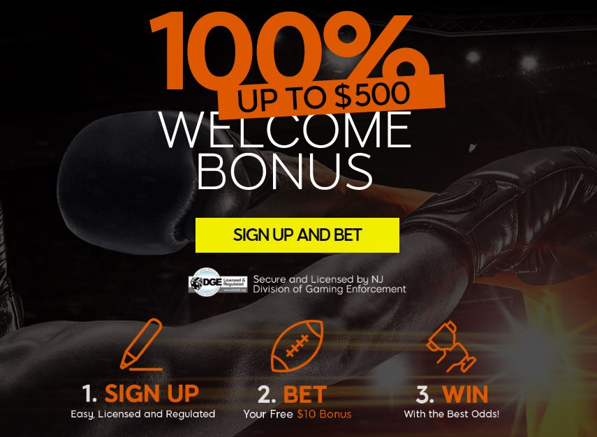 888 SPORT WELCOME BONUS