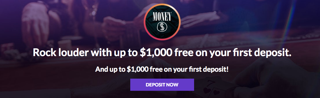 hard rock bonus code first deposit bonus
