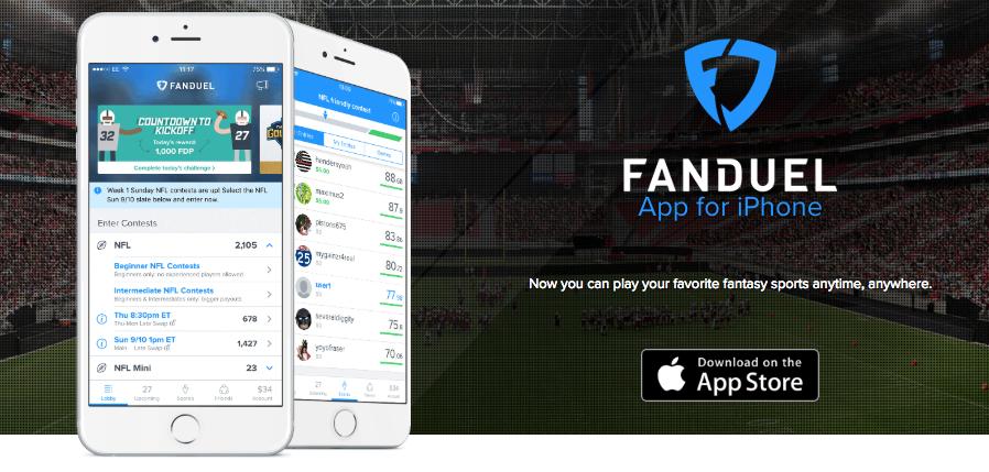 fanduel promo code mobile app