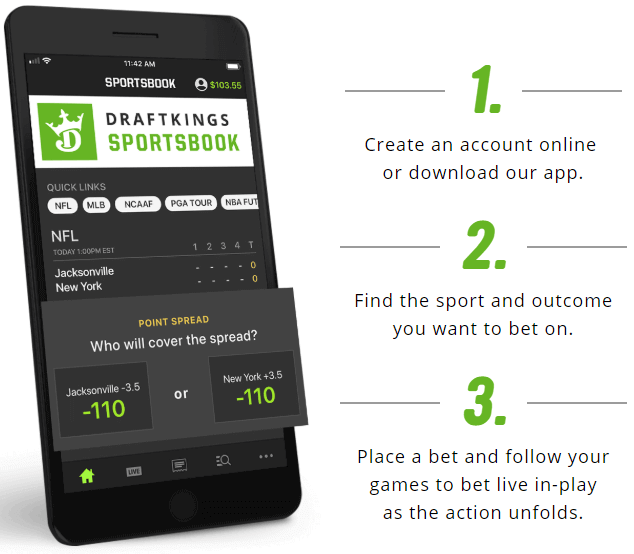 draftkings promo code sportsbook mobile