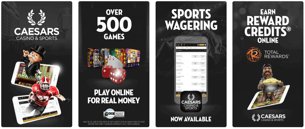Caesars Casino & Sports App NJ