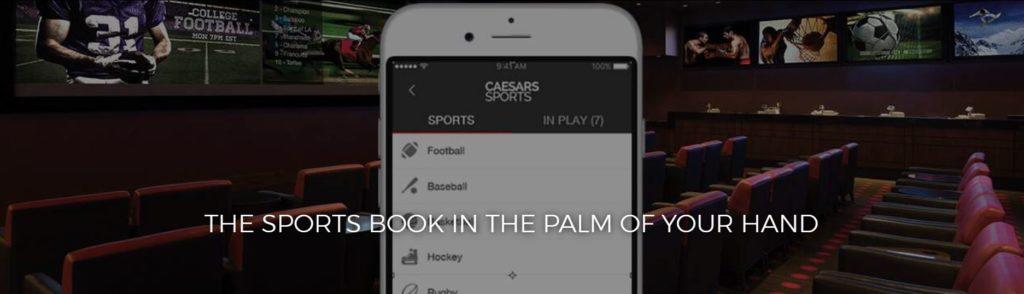 Caesars Sports App
