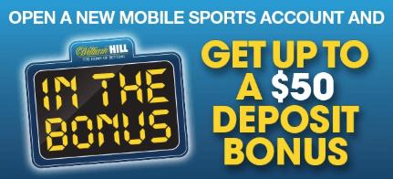 william hill promo code sign up bonus