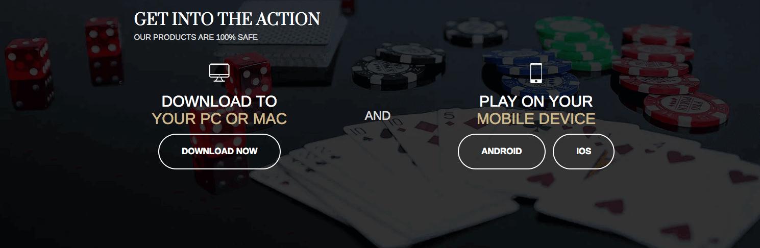 playMGM Poker app