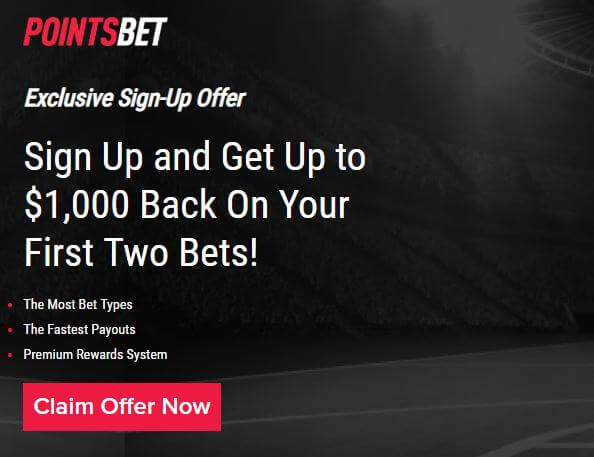 Pointsbet Promo Code NJ