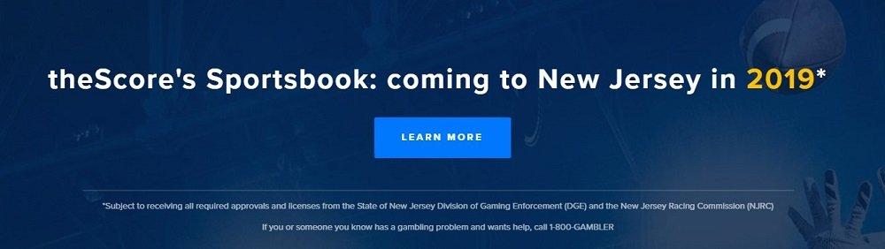 theScore Sports Betting App NJ