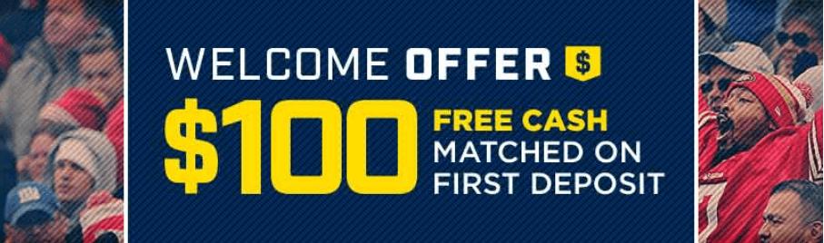 Fox Bet welcome offer