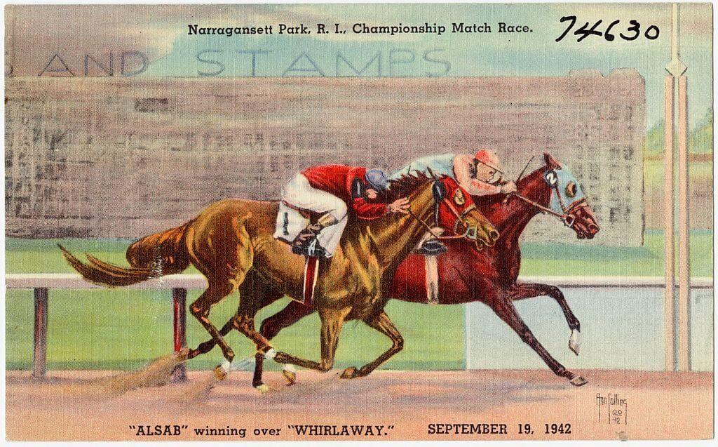 Horse Racing in RI