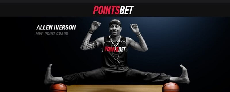 Points Betting at PoinstBet