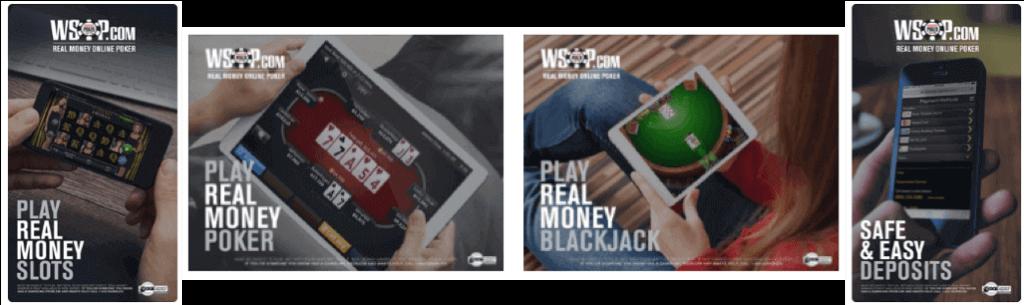 WSOP NJ app