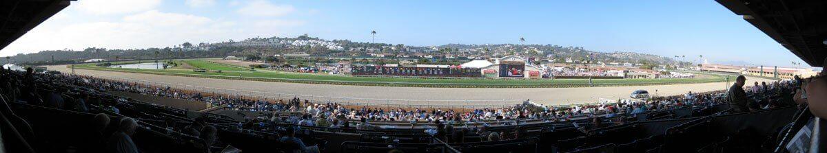 Del Mar Racetrack - ONLINE HORSE Betting IN CALIFORNIA