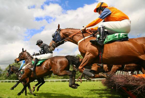 horse racing in Iowa