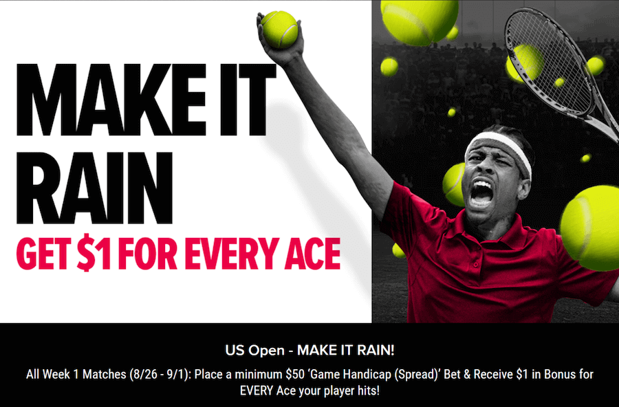 PointsBet Make It Rain Promo